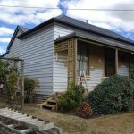 Ballarat domestic weatherboard painting project in Kline St