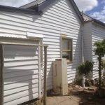 Ballarat weatherboard domestic painting, Kline St