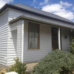 Ballarat weatherboard domestic painting in Kline St