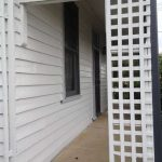Kline St weatherboard domestic painting Ballarat