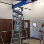 Ballarat commercial painting, Miners Rest Veterinary Equine Practice