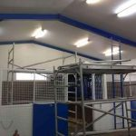 Commercial painting at Ballarat Miners Rest Veterinary Equine Practice