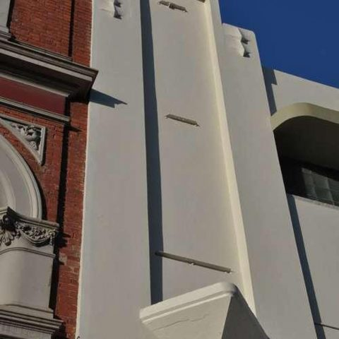 Ontrack Fitness, Sturt Street commercial painting & building restoration in Ballarat