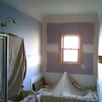 domestic painting in Queen St, Ballarat