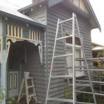 Windermere St, Ballarat domestic painting