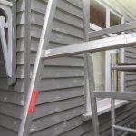 Windermere St weatherboard domestic painting Ballarat