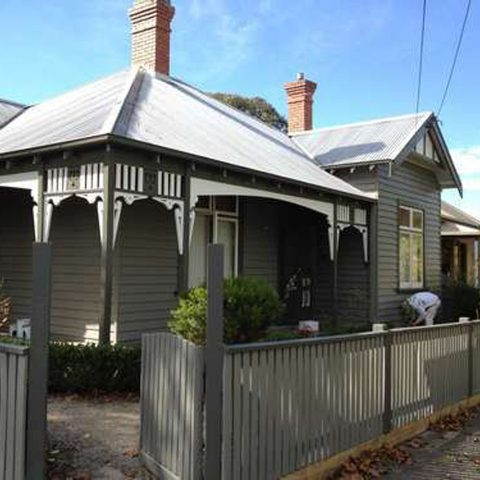Ballarat domestic painting & weatherboard restoration, Windermere St